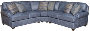 Thumbnail of King Hickory - Henson Three Piece Sectional