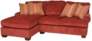 Thumbnail of King Hickory - Henson Two Piece Sectional with Chaise