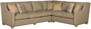 Thumbnail of King Hickory - Drake Three Piece Sectional