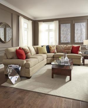 Thumbnail of King Hickory - Highland Park Three Piece Sectional