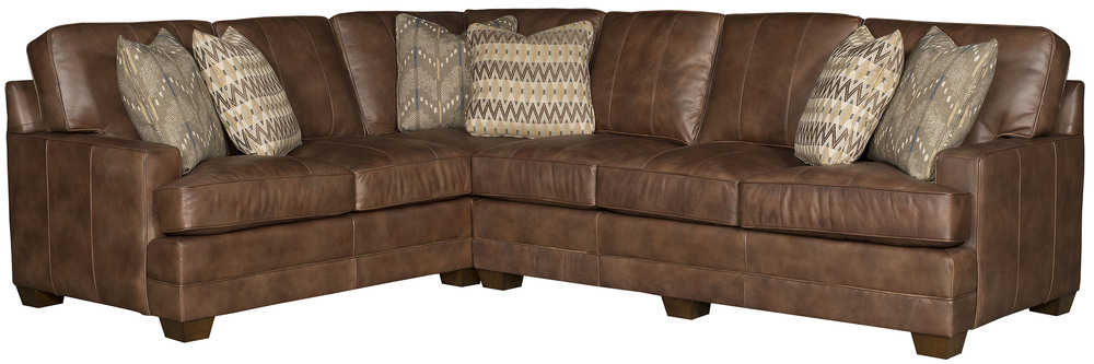King Hickory - Highland Park Two Piece Sectional