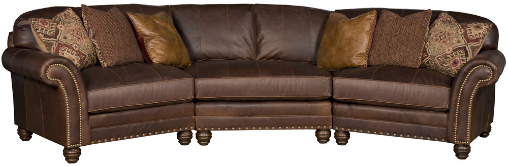King Hickory - Katherine Three Piece Sectional