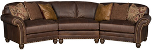 Thumbnail of King Hickory - Katherine Three Piece Sectional