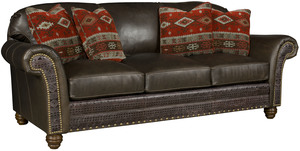 Thumbnail of King Hickory - Katherine 3 over 3 Sofa