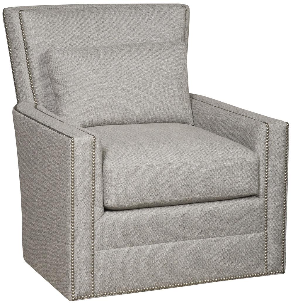 King Hickory - Nicole Swivel Chair