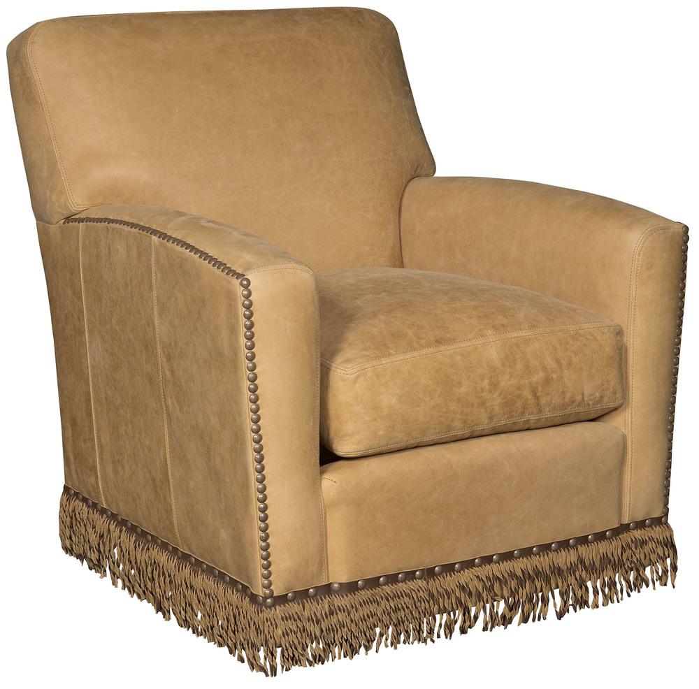 King Hickory - Denver Swivel Chair