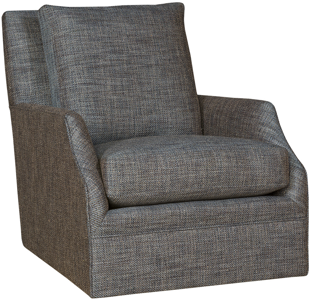 King Hickory - Emma Swivel Glide Chair