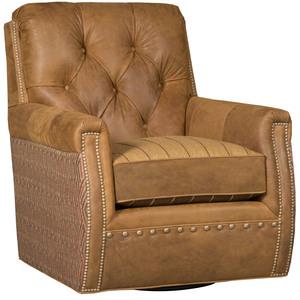 Thumbnail of King Hickory - Wyatt Swivel Chair