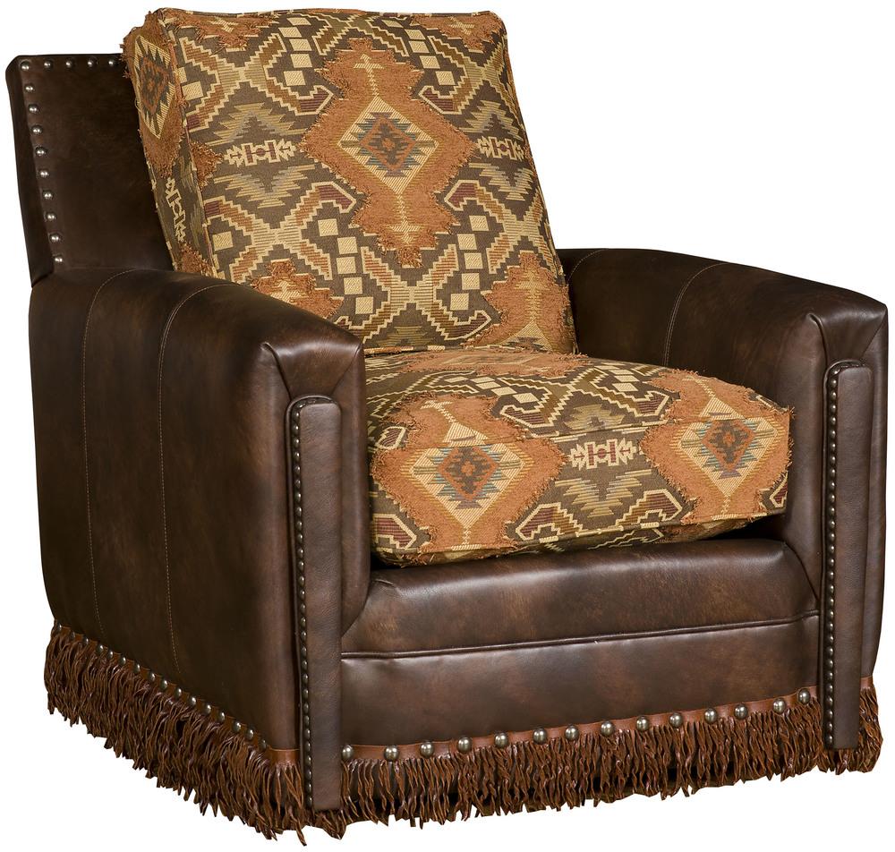 King Hickory - Grand Junction Swivel Chair