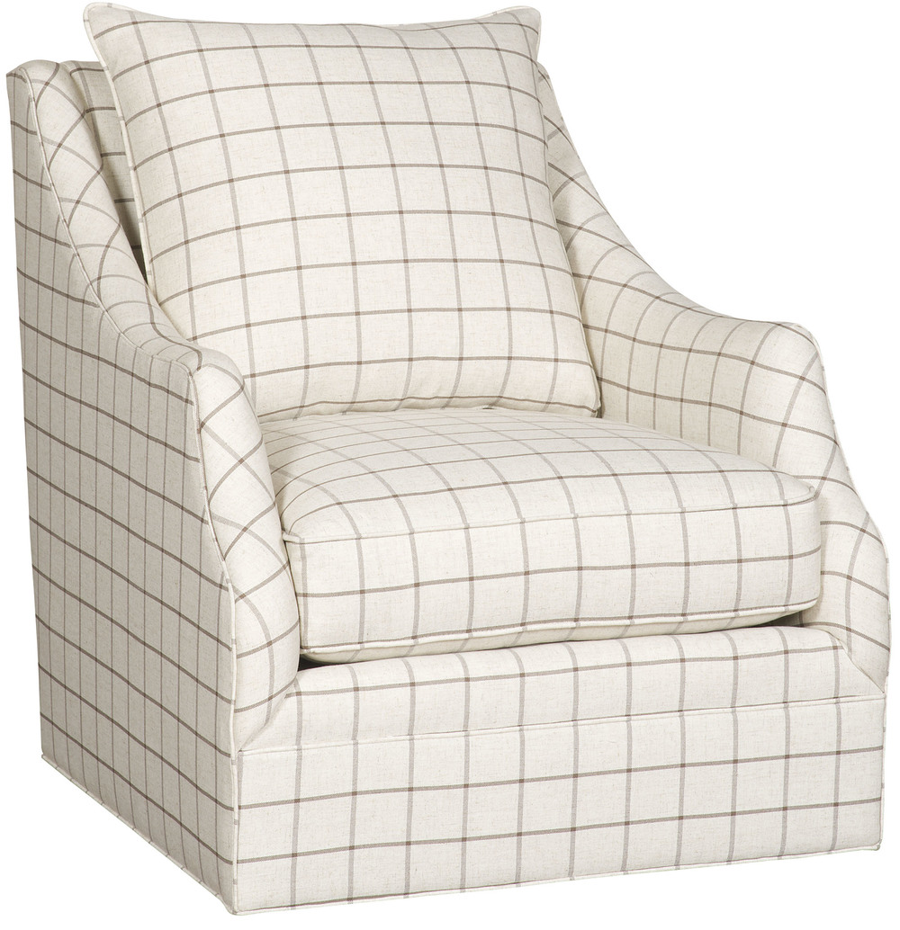 King Hickory - Shannon Swivel Chair