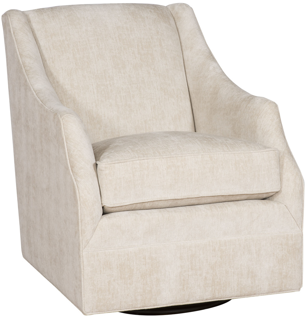 King Hickory - Heather Swivel Glide Chair