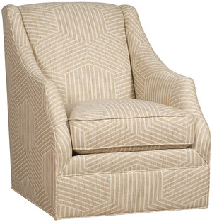 Thumbnail of King Hickory - Heather Swivel Chair