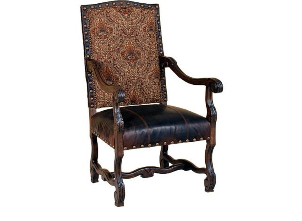 King Hickory - William Arm Chair