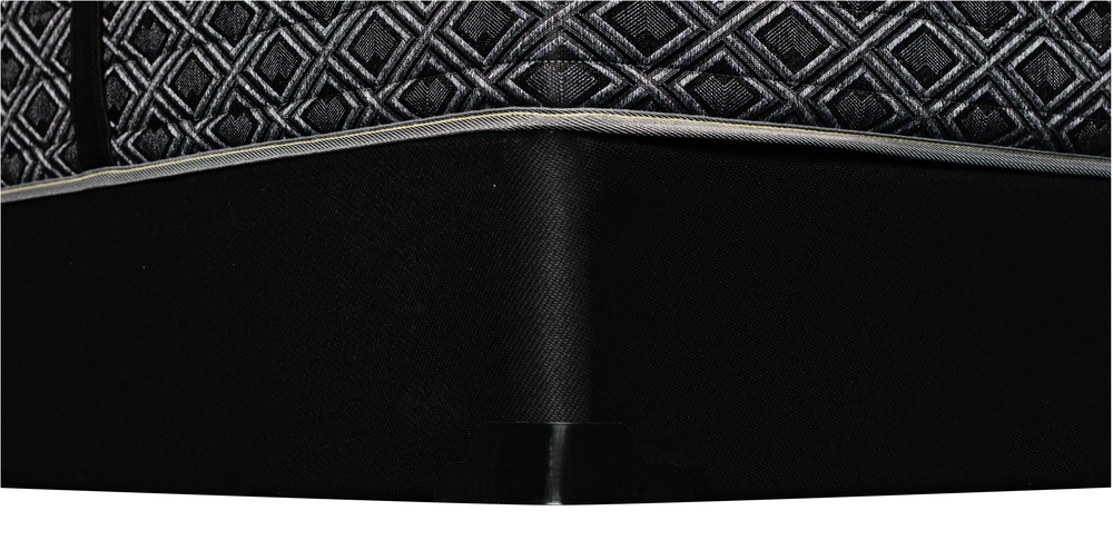 Kingsdown - Prime Cheyenne Plush Mattress with Standard Box Spring