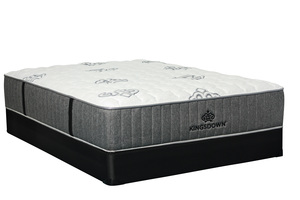 Thumbnail of Kingsdown - Passions Zest XFirm Mattress with Low Profile Box Spring