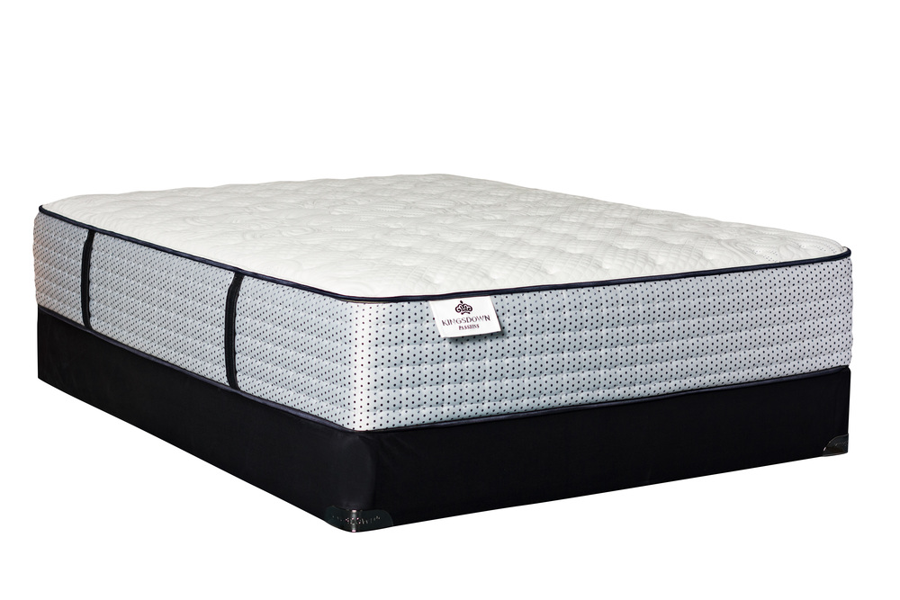 Kingsdown - Le Claire Mattress with Low Profile Box Springs
