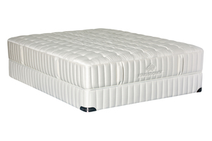 Thumbnail of Kingsdown - Vintage Synchony Mattress with Low Profile Box Spring