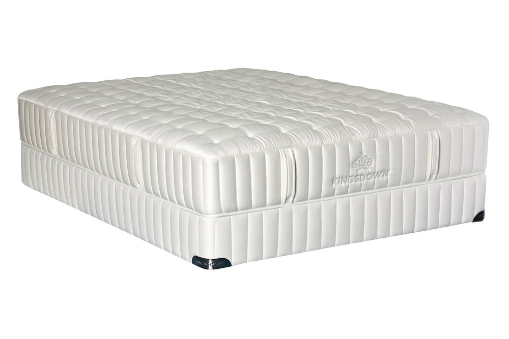 Kingsdown - Vintage Synchony Mattress with Low Profile Box Spring