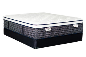 Thumbnail of Kingsdown - KD 7000 Green/Red Mattress with Low Profile Box Springs