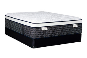 Thumbnail of Kingsdown - KD 9000 Green/Red Mattress with Low Profile Box Springs