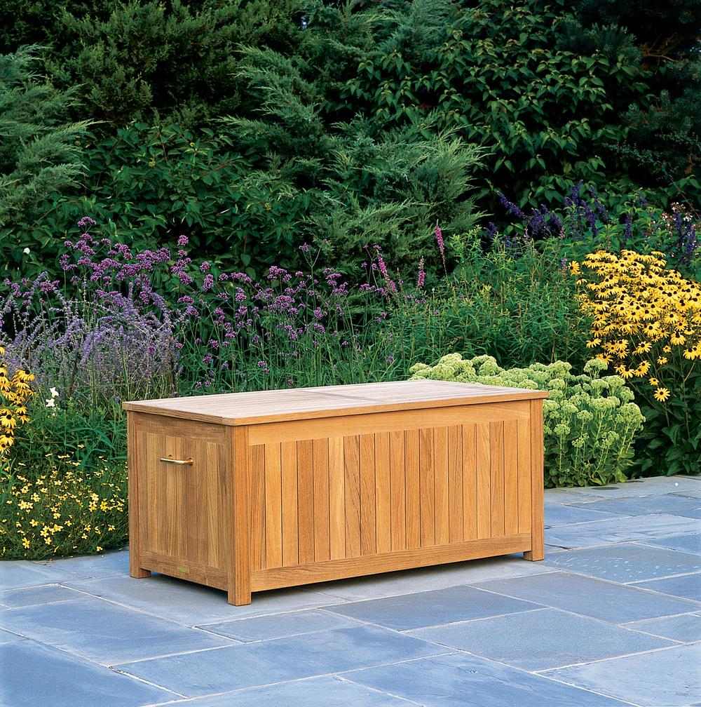 Kingsley-Bate - Teak Cushion Box