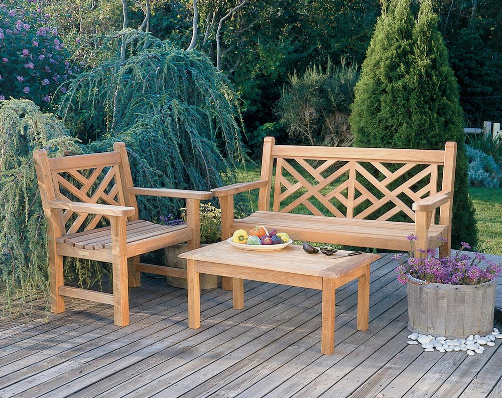 Kingsley-Bate - Garden Arm Chair