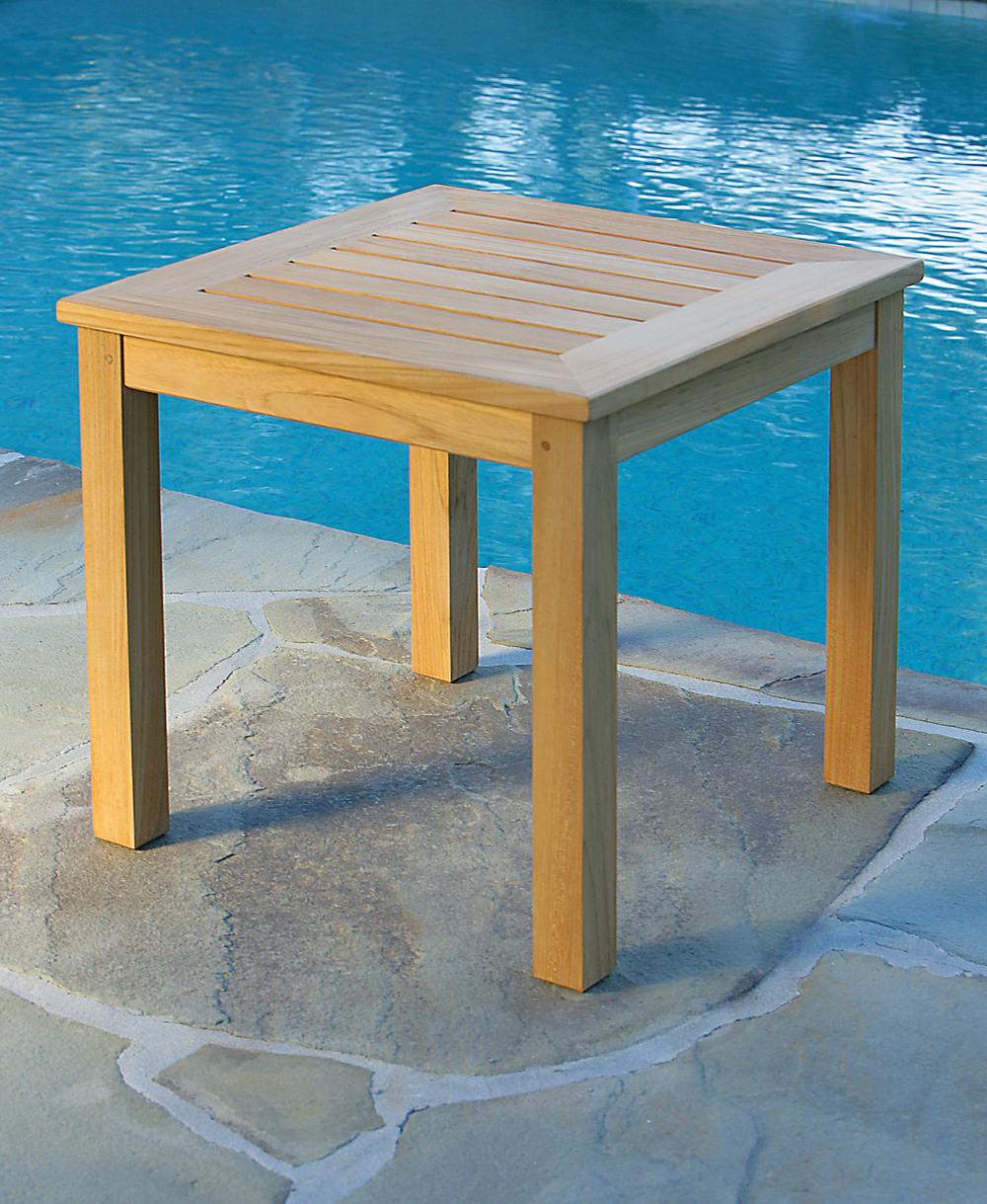 Kingsley-Bate - Square Side Table