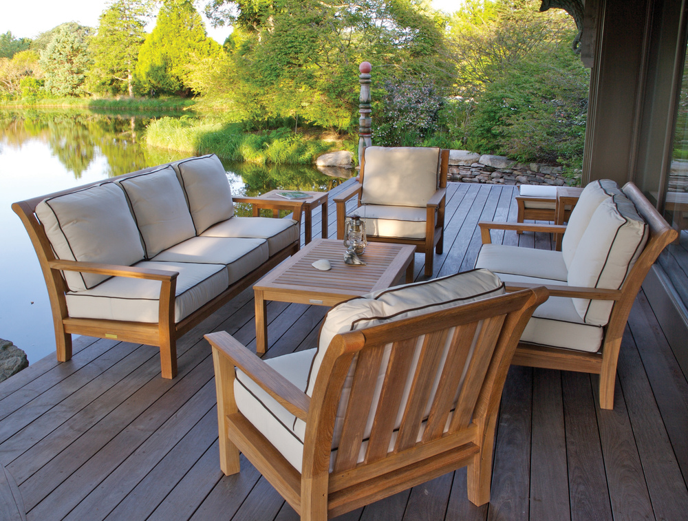 Kingsley-Bate - Chelsea Deep Seating Settee