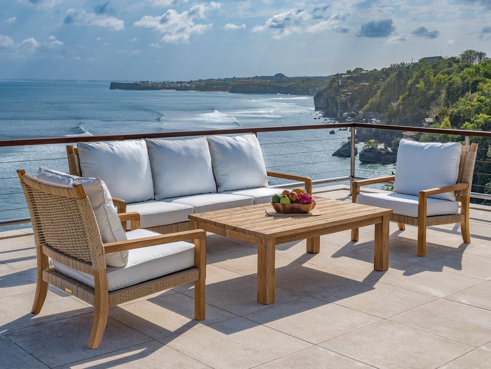 Kingsley-Bate - Deep Seating Sofa