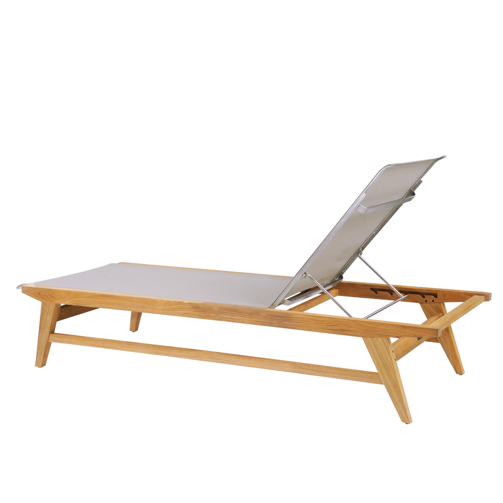 Kingsley-Bate - Adjustable Chaise Lounge