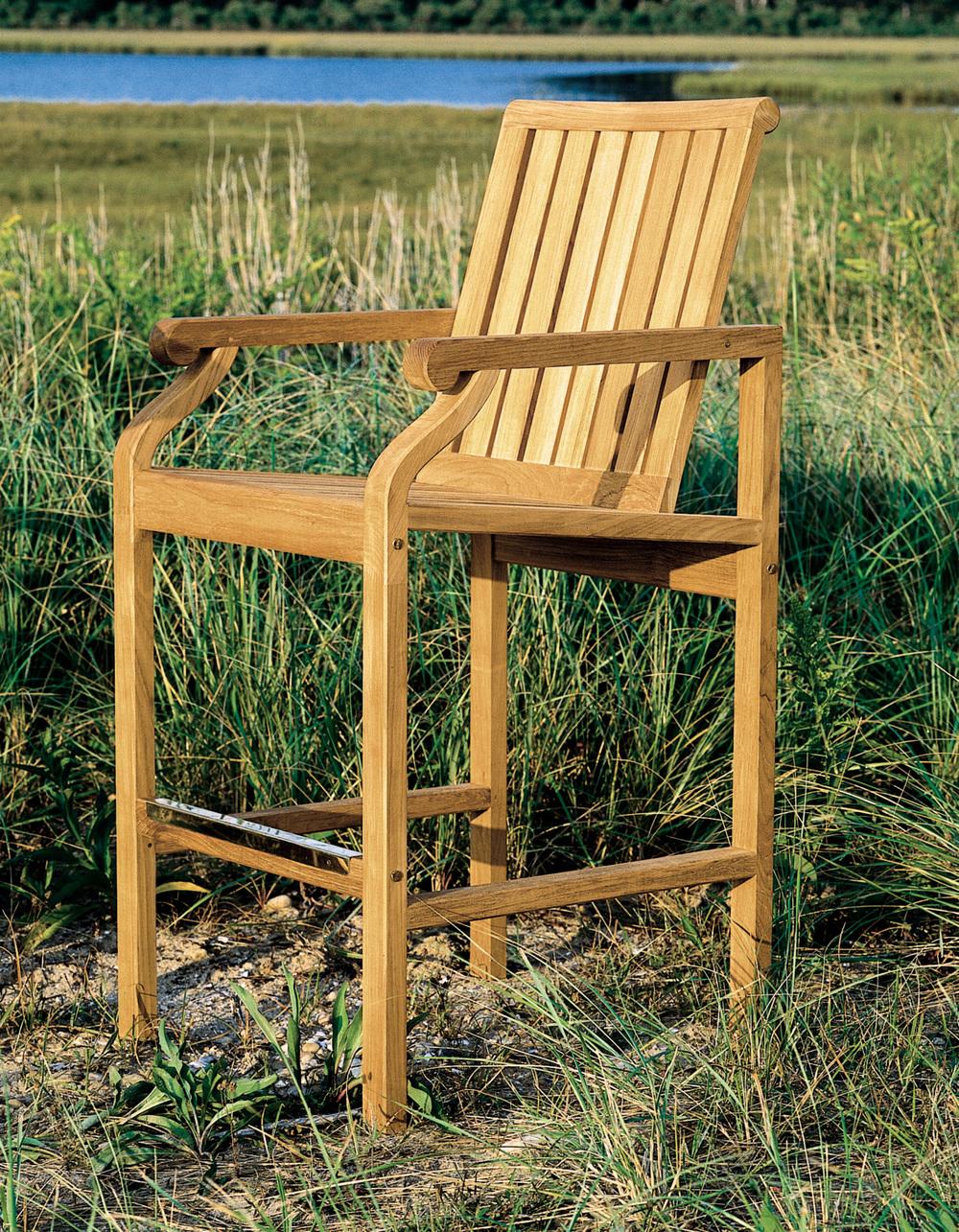 Kingsley-Bate - Bar Chair