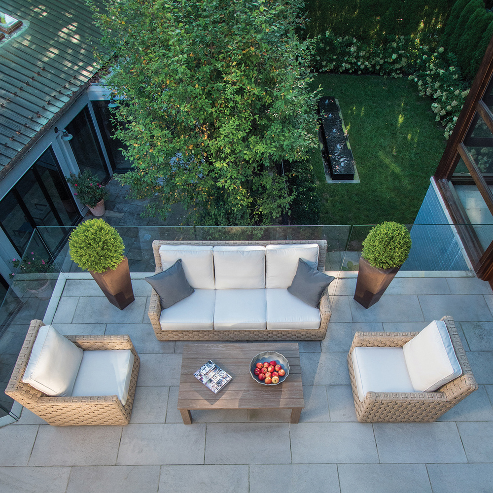 Kingsley-Bate - St. Barts Deep Seating Sofa