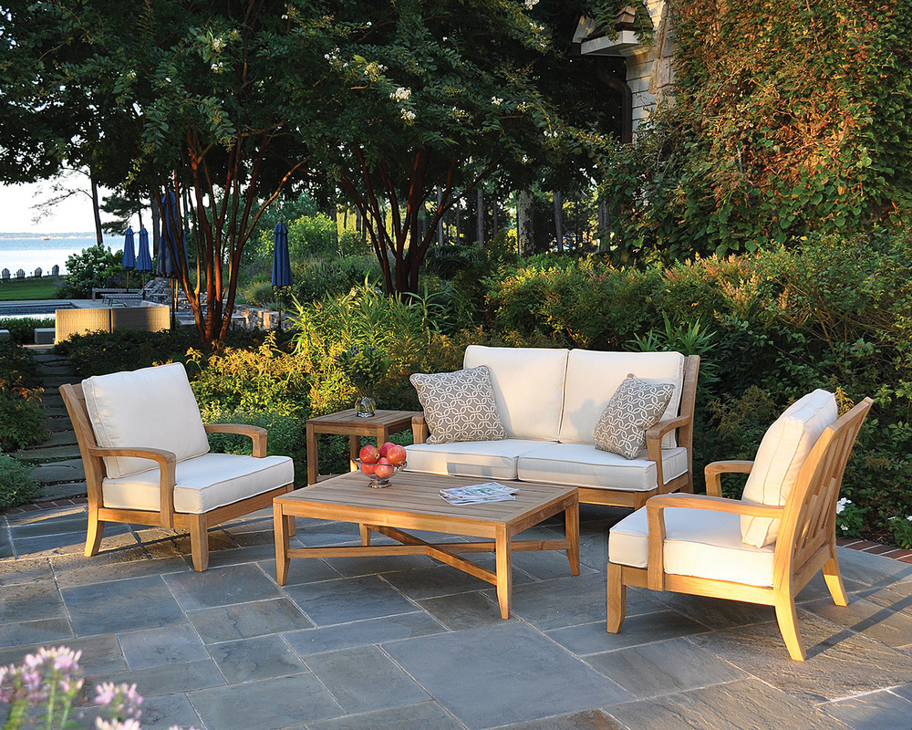 Kingsley-Bate - Somerset Deep Seating Lounge Chair