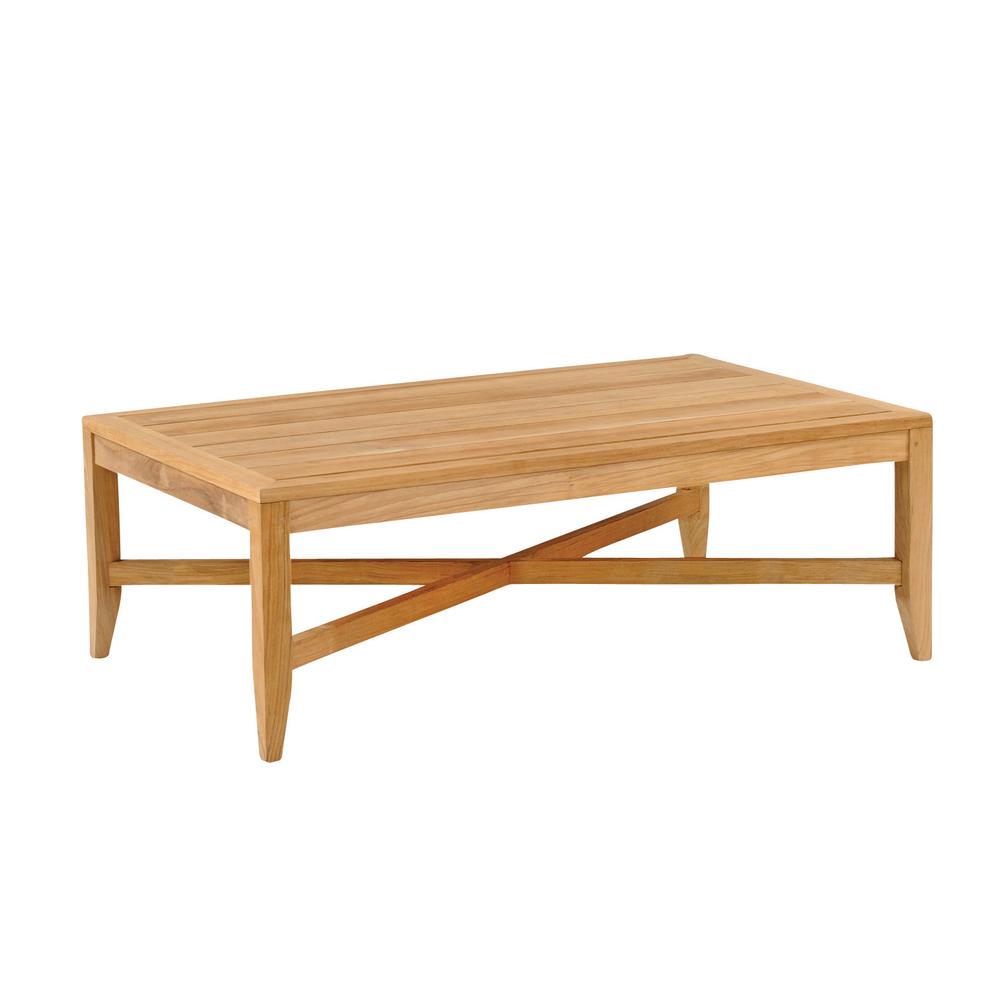 Kingsley-Bate - Rectangular Coffee Table