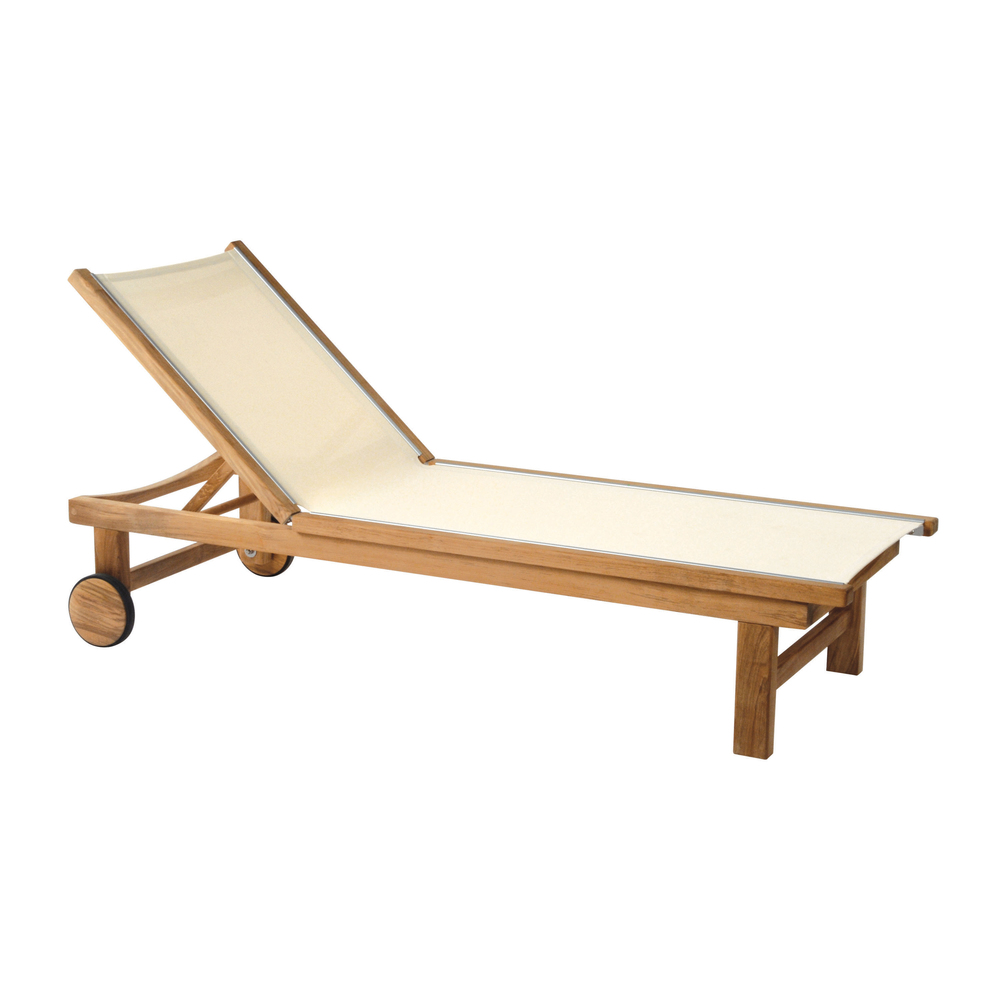 Kingsley-Bate - Adjustable Chaise Lounge