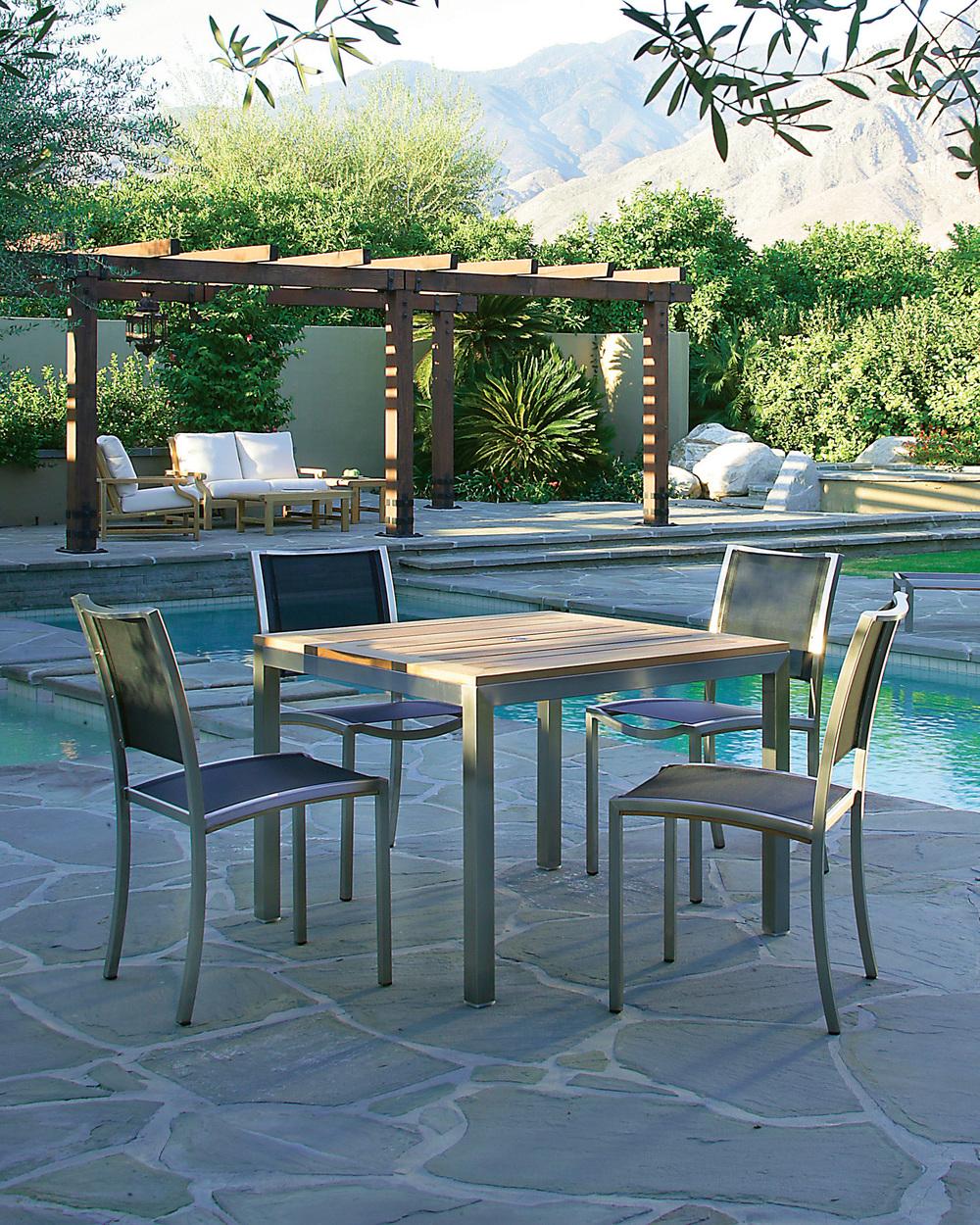 Kingsley-Bate - Dining Side Chair