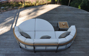 Thumbnail of Kingsley-Bate - Square Sectional Side Table