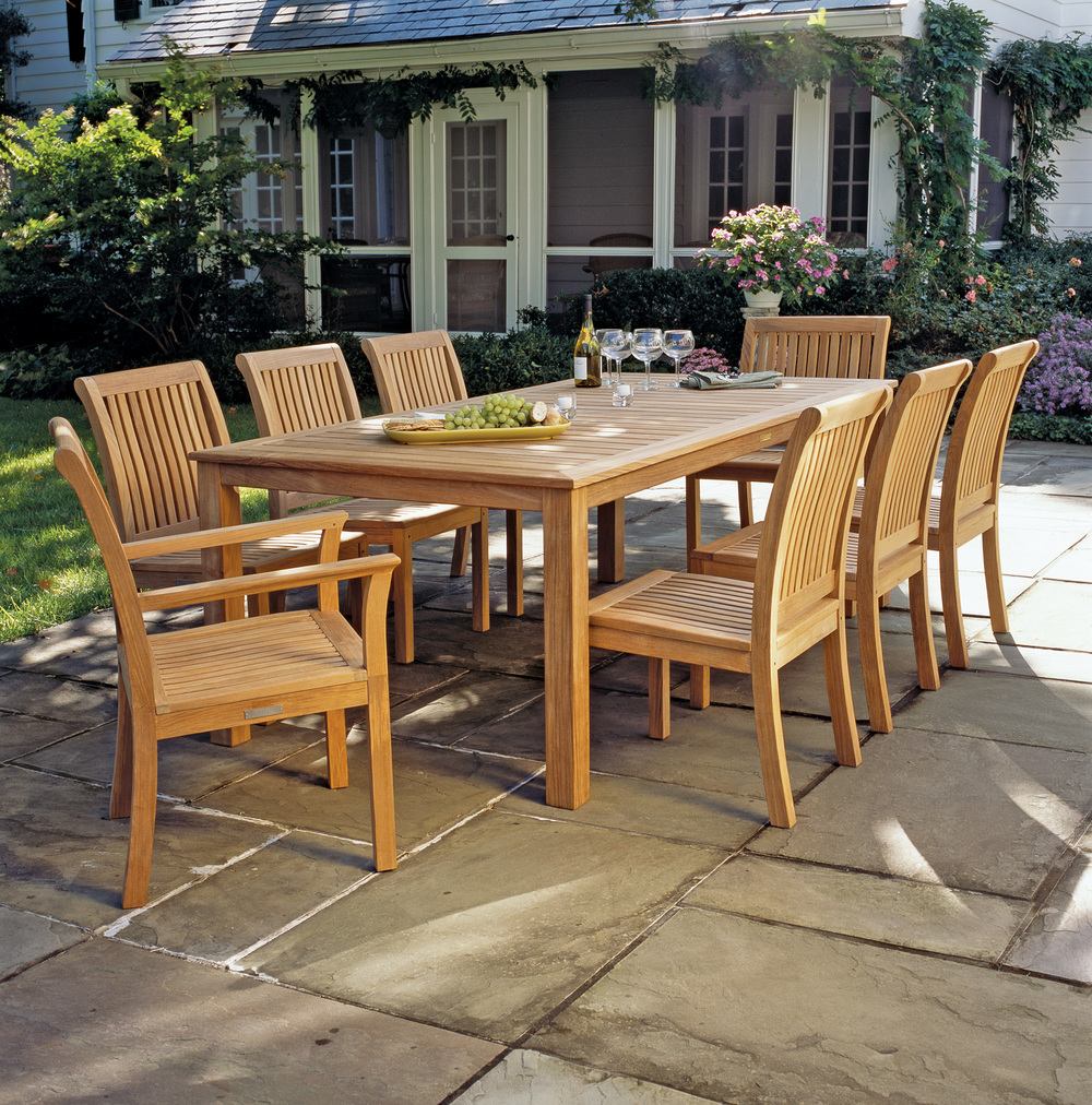 Kingsley-Bate - Rectangular Dining Table