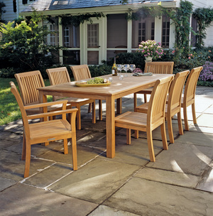 Thumbnail of Kingsley-Bate - Rectangular Dining Table