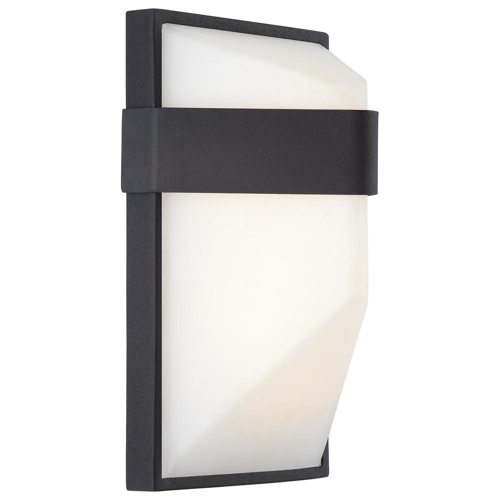 George Kovacs Lighting - Wedge LED Pocket Lantern Wall Sconce