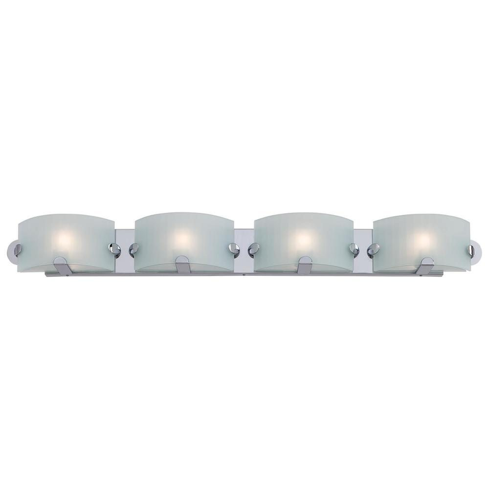 George Kovacs Lighting - Pillow Four Light Bath Fixture