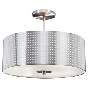 Thumbnail of George Kovacs Lighting - Grid Semi Flush