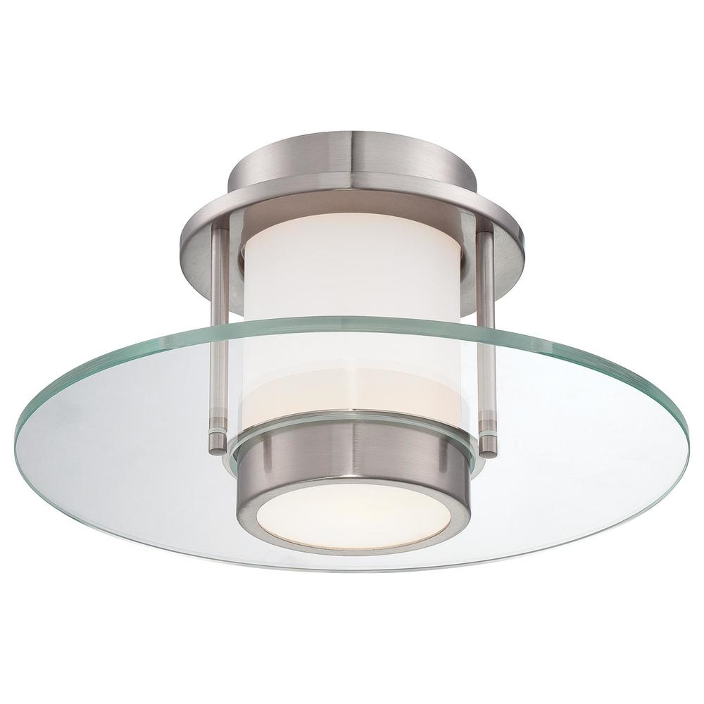 George Kovacs Lighting - One Light Flush Mount