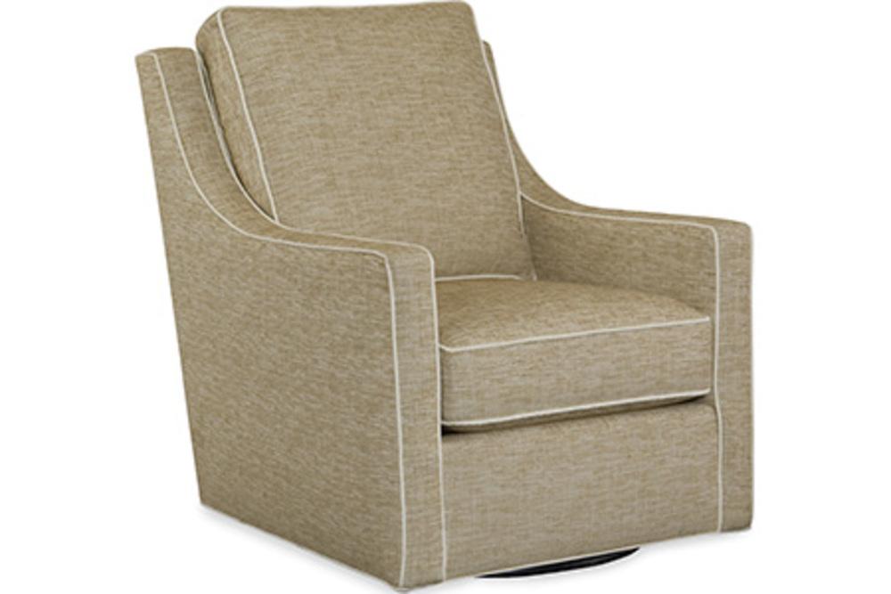CR Laine Furniture - Harper Swivel Glider