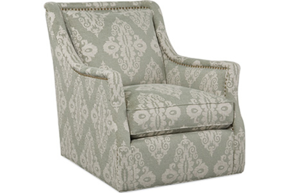 CR Laine Furniture - Marcoux Swivel Chair