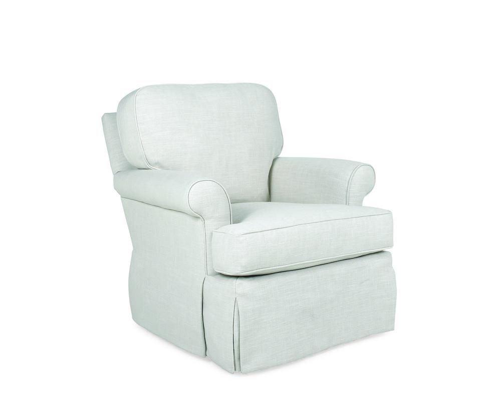 CR Laine Furniture - Kiran Swivel Glider Chair