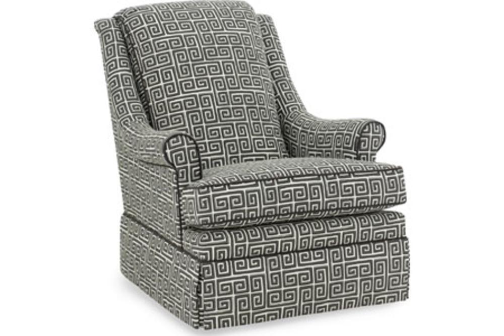 CR Laine Furniture - Holden Swivel Glider Chair