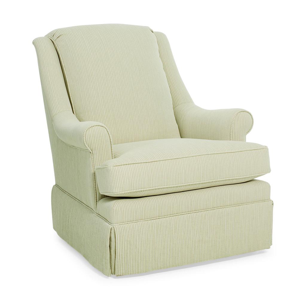CR Laine Furniture - Holden Swivel Rocker Chair