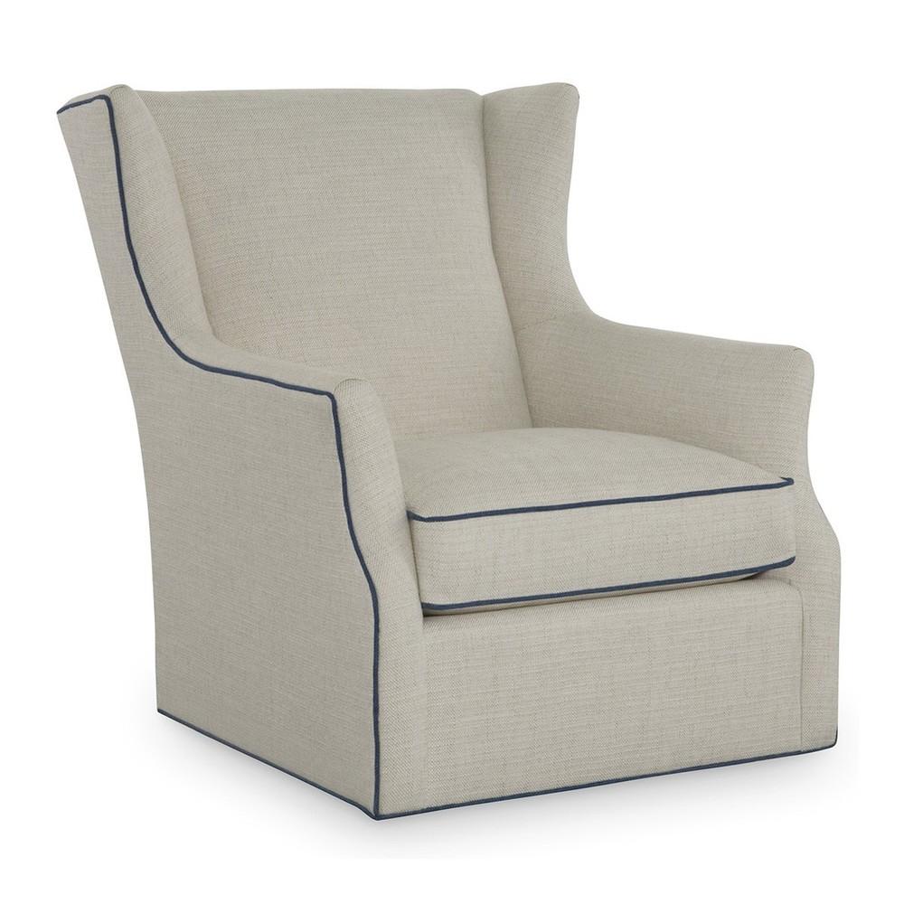 CR Laine Furniture - Holman Swivel Glider Chair