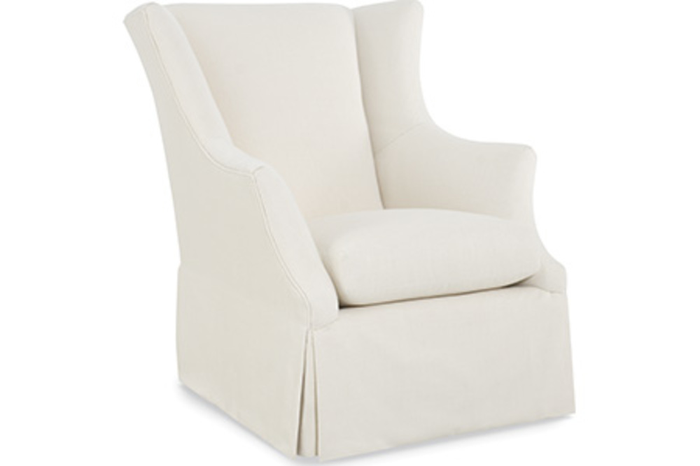 CR Laine Furniture - Holly Swivel Glider Chair